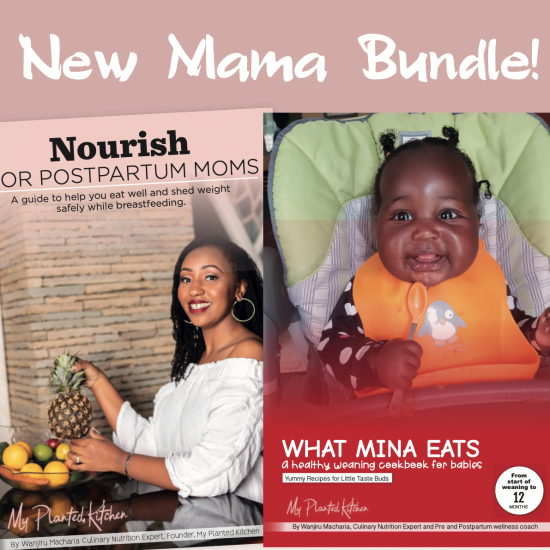 New Mama Bundle- 2 books on offer!