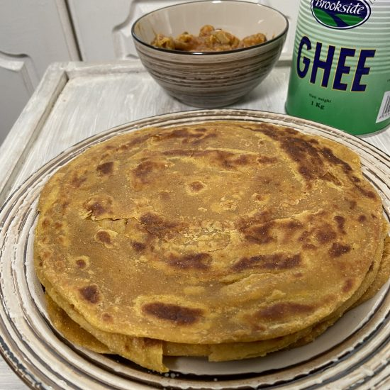 Perfectly Soft Layered Chapatis